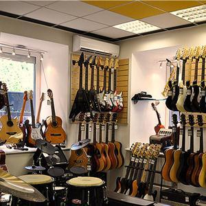 Музыкальные магазины Раменского