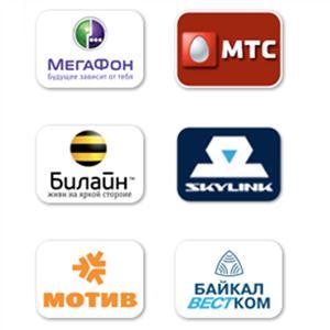 Операторы сотовой связи Раменского