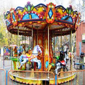 Парки культуры и отдыха Раменского
