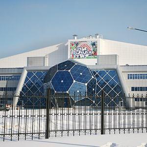 Спортивные комплексы Раменского