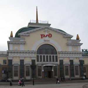 Железнодорожные вокзалы Раменского
